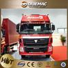 Fuel tank trailer head truck,international tractor truck , Dongfeng DFL4251A12 LNG/CNG tractor truck trailer truck