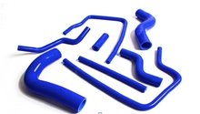 radiator hose for Subaru impreza wrx/sti gc8 silicone heater hose kits 1996 1997 1998 1998 1999 2000 8pcs
