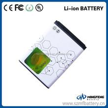 3.7V 890mAh Li-ion Phone Battery BL-5B for Nokia 3220 7260 6020 3230 6060 5070 N80 N90 5140 6021 6070 6080 5500 5200