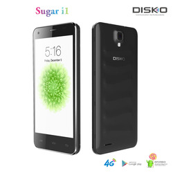 Disko I2 5.0'' 1280*720 MTK6735 Quad Core 16GB R0M Dual SIM Android 5.1 Cell Phones Camera 5MP+8MP Disko I2 Phone