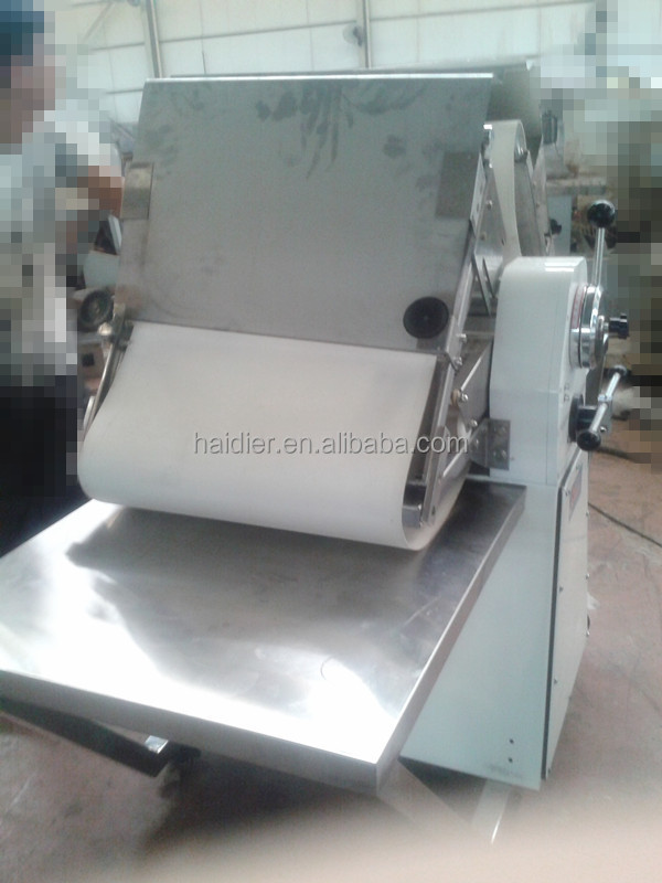 how to make a manual dough sheeter