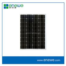 high efficiency most popular 10w monocrystalline silicon solar module system