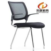 modern cheap outdoor plastic office chairs without wheels H530F