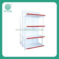 (JS-SSN16) Supermarket Shelf Metal Display rack Display shelf Grocery store shelf