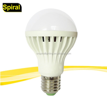 Hot selling plastic and aluminum housing LED bulb with low price for indoor lighting