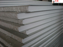 2015 Hot sale good quality building material sandwich panel EPS roof wall