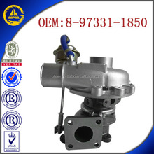 RHF4H 8-97331-1850 turbocharger for Isuzu 4JB1TC