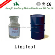 Xuesong factory supply natural linalool oil linalyl oil linalool with best price