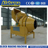 JZR350 china supplier stationary concrete mixer sale in nigeria