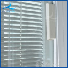 Guangzhou Factory supply windows with blinds inside