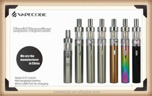 2015 slim portable eletronic cigarette vaporizer MOD atlantis tank+super power battery vaporizer pen