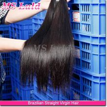Natural Straight Weave Unprocessed 100% Virgin Brazilian Human Hair Add to Inquiry Cart Add to My Favorites Share to: