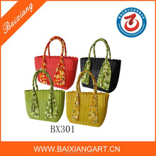 2015 the new fashion plastic shopping bag