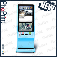 2015 popular product 42 inch lcd advertising rolling video display player/smart advertising photo printer/printer manufacturer