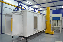 High Quality Industrial Powder Coating/Powder Spray Booth/Spray Booth Price