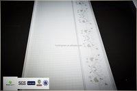 plastic skirting board indoor decoration