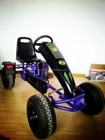 Heavy Duty Four Wheels Adult Pedal Go Kart