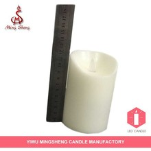 New design fancy led flameless candle