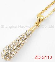 ZD-3112 Factory sale cool gold chain necklace xuping jewelry wholesale