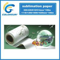 t-shirt mug cap plate heat transfer paper for Roll Paper