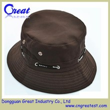 Most Popular Custom Polo Cotton Bucket Hat