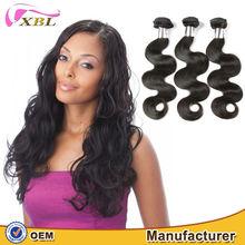 Favorable price virgin human hair Premium hair wholesale Brazilian hair bundles