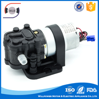 ABS Cover material brushless motor dc water pump for coffee/juice/vinegar machine