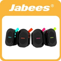 Wholesale portable super mini newest waterproof wireless bluetooth speaker with IPX 4