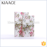 High quality romantic school notebook ningbo stationery