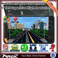 Dual SIM Card Slots no brand smart phone android 4.2