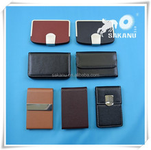 cheap business leather card case