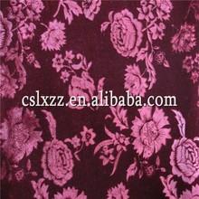 100%polyester 3D embossed velvet for upholstery