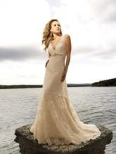 champán vestidos de novia