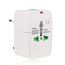 Global multifunctional plug universal travel adapter wall adapter for business traveling