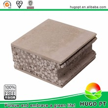 Prefab boards panelings EPS concrete sandwich panel fireproof modular house sheets