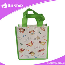 Eco-Friendly Laminated Printing Non Woven Tote Shopping Bag
