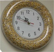 fillable clock