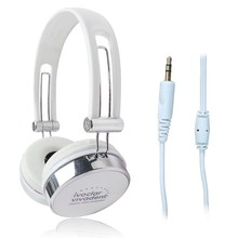 Cool fashion earmuff noise cancelling headphone