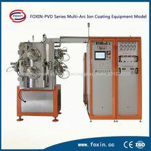 cromo hardware de la máquina de recubrimiento de pulverización para la venta
