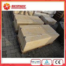 Yellow China Limestone Paving