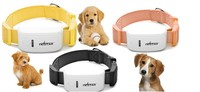 worlds smallest mini TK909 PET GPS Tracker free web platfrom realtime tracking for cat/dog with gps dog collar
