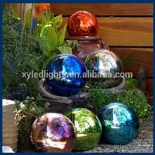 decotative mirrow de acero inoxidable bola armonía para ornamento de la navidad