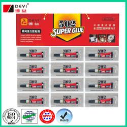 High quality universal type 502 super glue