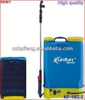 Good quality competitive price Knapsack power sprayer high quality sprayer motor Battery sprayer