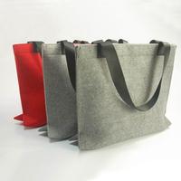 2015 best selling felt bag, felt tote bag, felt shopping bag