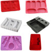 New style PET/PVC hardware trapped blister packaging