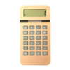 Aluminum Calculator Solar Desktop Fancy Calculator, Aluminum Pocket Calculator