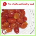 de alta calidad pelados en conserva de tomate mini para la venta