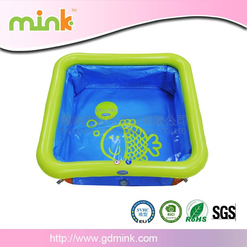 customized pvc air baby bathtub folding kids bath pool wholesale buy inflatable baby bath pool. Black Bedroom Furniture Sets. Home Design Ideas