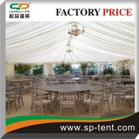 9x20 cheap mobile house shaped tents for outdoor commercial event